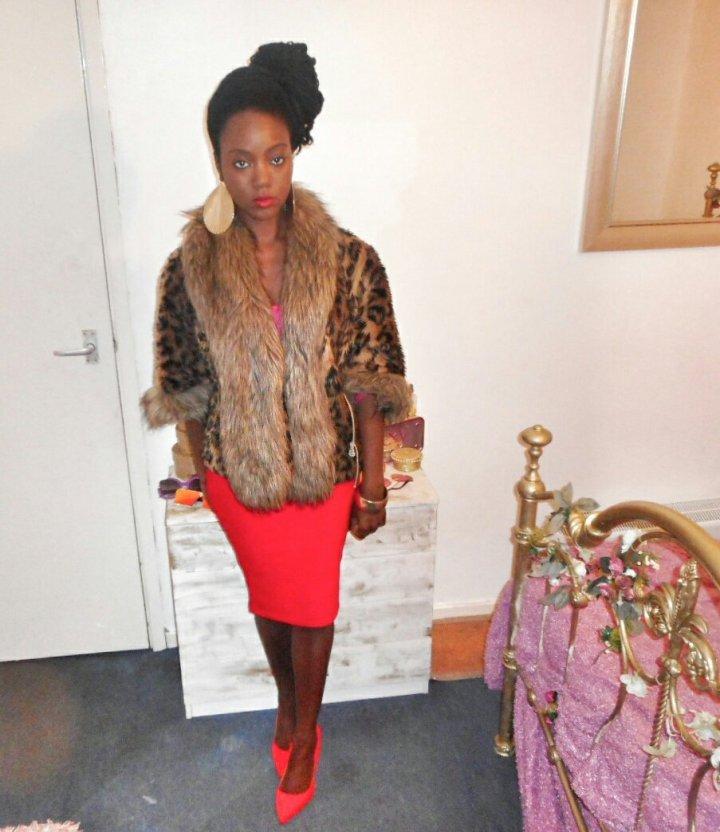 Mystere's Closet Faux Fur