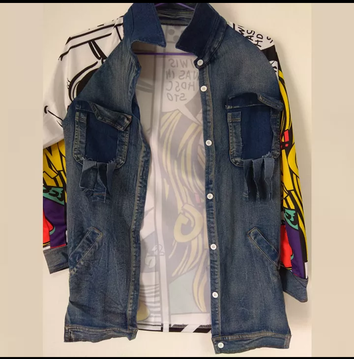 Mystere's Denim jacket review