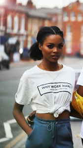 Why Work Hard When You Can Chill T-Shirt