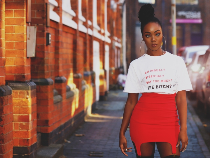 Makeda Bowen Sarcastic Slogan Apparel